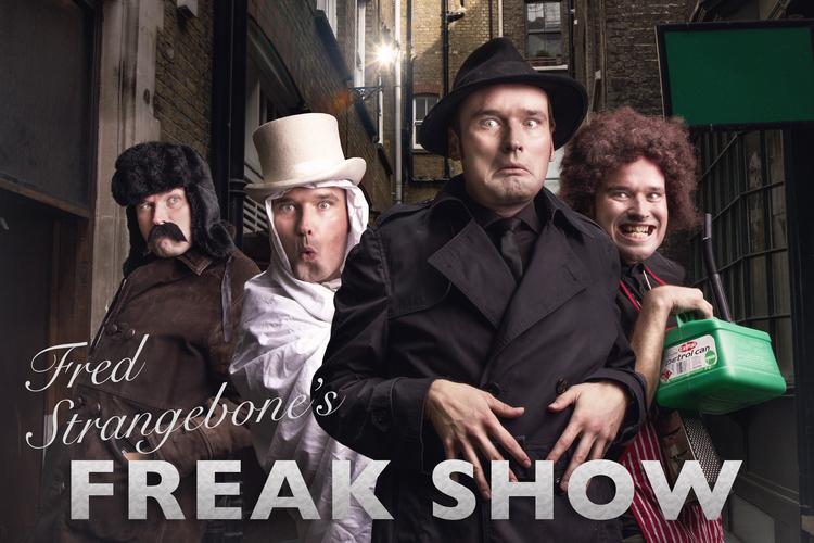 Freak Show by Chris Brock
